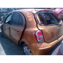 Nissan March Partes 2012