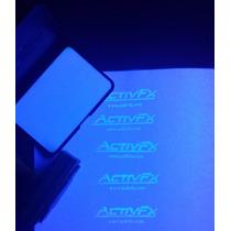 Tinta Invisible Fluorescente Uv Para Sellos