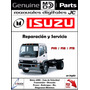 Manual De Taller Camion Isuzu Fvr - Fsr - Ftr 1998-2001 6hk1