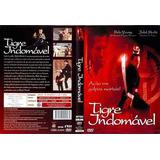 Tigre Indomável, Bolo Yeung, Dvd Original