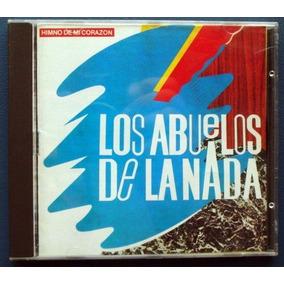 Los Abuelos De La Nada - Himno De Mi Corazon - Cd Canada