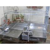Jaulon - Jaula Grande Para Conejo Gato Perro Chico