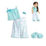 Remato American Girl Pijama P/muñeca Original Y Nueva