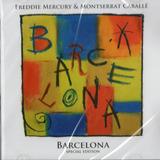 Cd Freddie Mercury & Montserrat Caballé - Barcelona Novo***