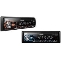 Mp3 Player Pioneer Mvh-x288fd Media Receiver Som Automotivo