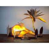 Luminária Do Surf Rustica Artesanal Decoração Do Surf Exclus