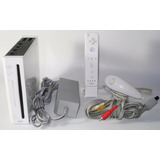 Consola Nintendo Wii Suelta 5 Meses Garantia Retromex Tcvg