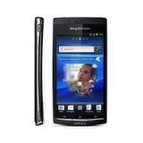 Capa Silicone Tpu Sony Ericsson Xperia Arc S Lt18i Lt15i X12