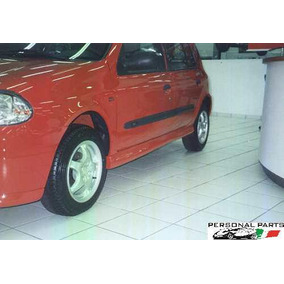 Spoilher Lateral Do Sandero Renault. Par