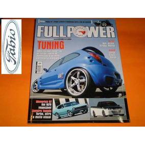 Full Power / Revista De Tuning / Maverick - Nº 37 Ano 4/2005