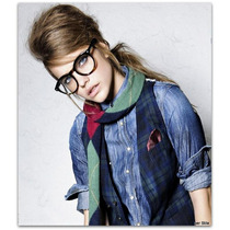 Armação Para Óculos De Grau Vintage Unisex Wayfarer!!!
