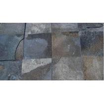 Piedra Laja Arqueológica U Oreja De Elefante Rustica 40x40