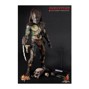 Hot Toys Falconer Predator - Predador Falconer - No Brasil