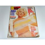 Marilyn Monroe - Revista Manchete - Nº 1,751 - 1985