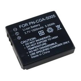 Bateria Câmera Digital Panasonic Cga S005e