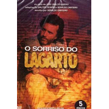 O Sorriso Do Lagarto Box Com 5 Dvds Lacrado Original