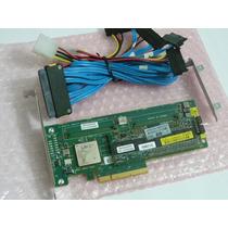 Hp Smart Array P400 512mb Pn 504022-001 C/cabo Sas P/ 4 Hd
