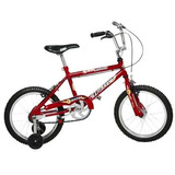 Bicicletas Halley Asterix Niños Nenes Chicos Rodado 16