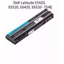 Bateria Para Dell Latitude E6420, E6520 E5420, E5520 - T54fj