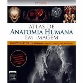 Livro - Atlas De Anatomia Humana Em Imagens - James Weir