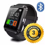 Reloj Inteligente Smart Watch U8 Android Iphone /onlineclub