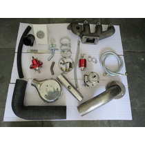 Kit Turbo Chevette 1.0 / 1.4 Ou 1.6 Weber Ou 2e /3e