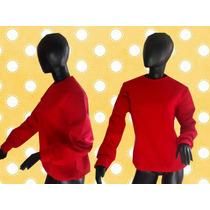 Buzo Rojo Para Sublimar,bordar,estampar