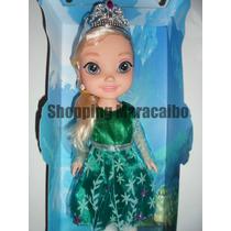 Frozen Niñas Muñecas Que Cantan De 28 Cm * Tienda Física *
