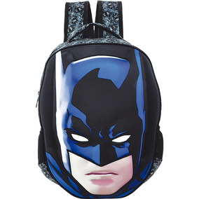 Mochila Infantil 16 Batman Glare - 6192