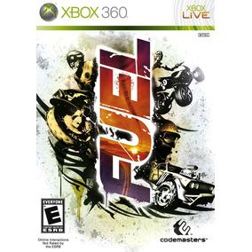 Fuel Corrida - Xbox 360 Original Lacrado
