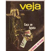 Revista Veja - Caça Ao Agiota/ O Carnaval Que Passou