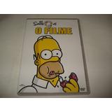 Dvd Os Simpsons O Filme