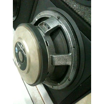 Subwoofer Beyma 12´ 500 Rms 4 Ohm = Rfp Power Troco Dvd Som