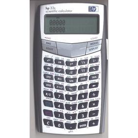 Programas Para Calculadoras Hp 35s E Hp-33s