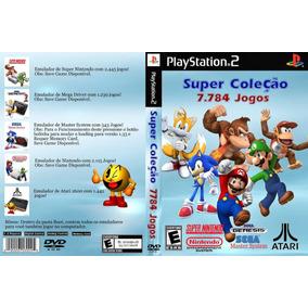 Patch Super Coleção 7784 Jogos Retro Ps2