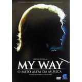 Dvd My Way O Mito Além Da Música Cloclo Florent Emilio - 1a7