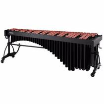 Marimba Majestic 5 Octavas Fibra De Vidrio Con Funda