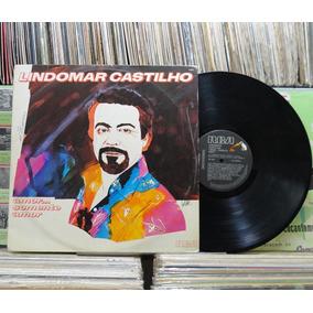 Lindomar Castilho Amor Somente - Lp Rca Victor 1982 Stereo