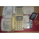 Lote Nº1 Teléfonos Fijos E Inalambricos