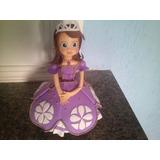 Princesa Sofia Em Eva 3d 32 Cm