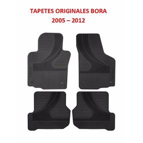Set 4 Tapetes Originales Vw Bora 2005-2012 Envio Gratis!