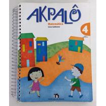 Livro Akpalô Matemática - 4º Ano - Promoção