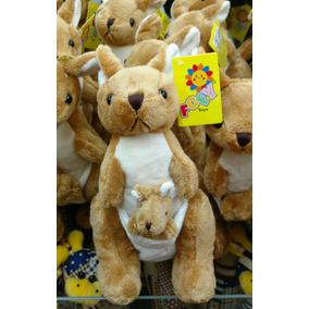 Canguru De Pelúcia Fofy Toys Fofinho (urso De Pelúcia)