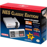 Nintendo Nes Classic Mini Joyst 30 Juegos Nueva En Caja Hdmi