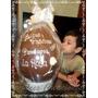 Huevos De Pascua Gigante 42 Cm 3 Kg Decorado En Chocolate