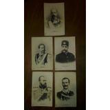 Lote Postales Soberanos - Ca.1900