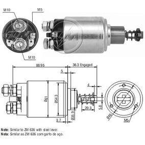 Automatico Motor Partida Arranque Jf 24v Mb Maxion Todos