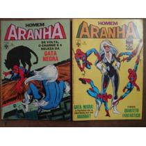 Homem-aranha Nºs 21 Ao 204 Ed. Abril Formatinho