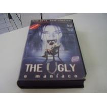 Fita Filme Vhs Legendado The Ugly O Maníaco Terror
