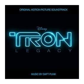 Cd Tron: Legacy Trilha Com Musica Do Daft Punk Lacrado